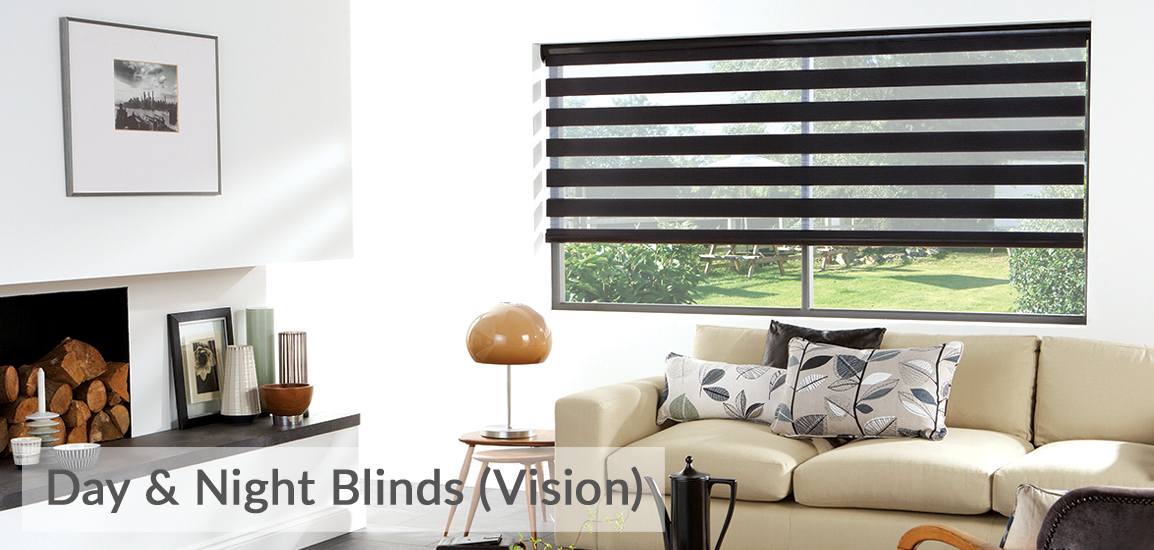 Day & Night Blinds (Vision)