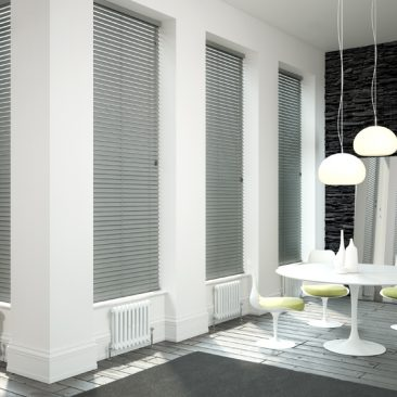 Faux Wood Blinds Glasgow | Faux Wood Window Blinds Scotland