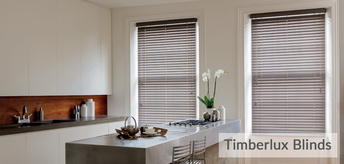 Timberlux Blinds
