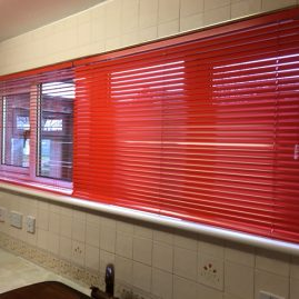 Window Blinds Provided and Fitted by VUE Window Blinds Glasgow
